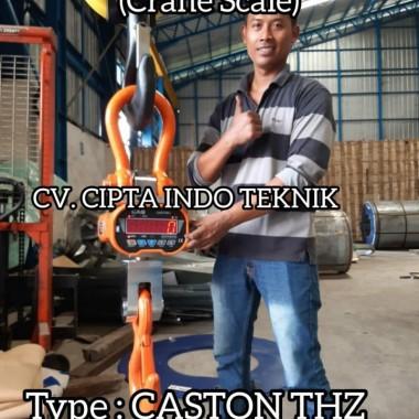 TIMBANGAN  GANTUNG  DIGITAL MERK CAS  CIPTA INDO TEKNIK