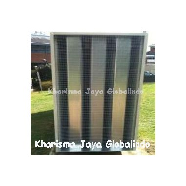 Sound Attenuator - Sound Attenuatpr Genset  Kharisma Jaya Globalindo