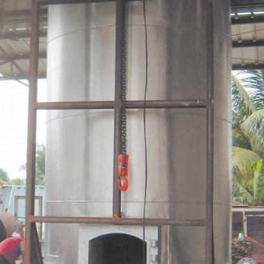Thermal Oil Heater Baru SIB   TOH series