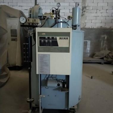 Steam Boiler Second used   1000 Kg/hr   Miura