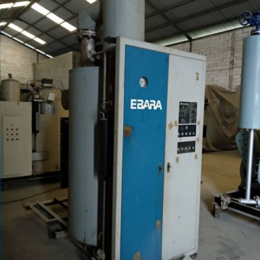 Steam Boiler second   1.5 tph   Ebara Samson Djawa Perkasa