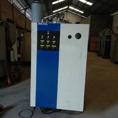 Steam Boiler used   1.5 tph   Miura Samson Djawa Perkasa