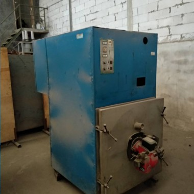 Steam Boiler bekas   400 kph   Allen 400 GYNIS Samson Djawa Perkasa