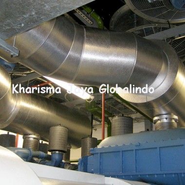 Jual Silencer Genset 20 KVA MURAH  Kharisma Jaya Globalindo