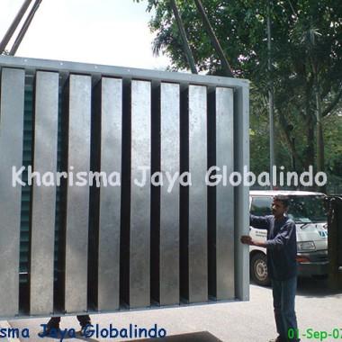 Sound Attenuator - PT. Kharisma Jaya Globalindo  Kharisma Jaya Globalindo