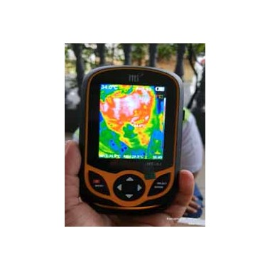 THERMAL IMAGING CAMERA, ALAT PENDETEKSI SUHU TUBUH DIGITAL PT. ABADI KESLING INDONESIA