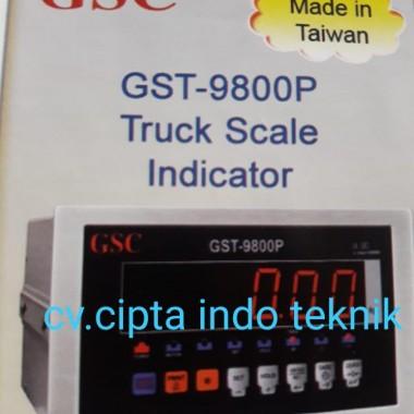 JUAL  INDIKATOR  GST - 9800 P MERK GSC
