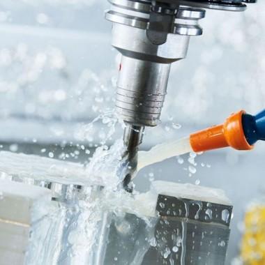Semi-synthetic cutting oils