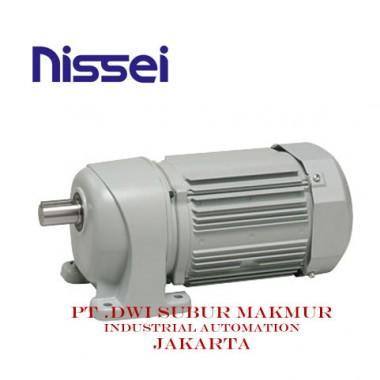 NISSEI GTR GEARED MOTOR