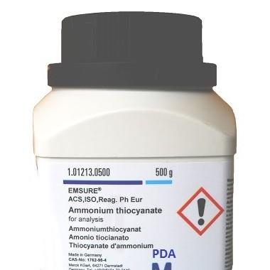 Ammonium thiocyanate 500 gr - MERCK 1.01213 PELITA DWI ASA