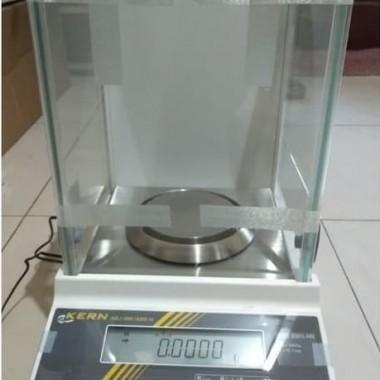 Analytical Balances KERN ABS 220-4N 220 gr - 0.0001 mg PELITA DWI ASA