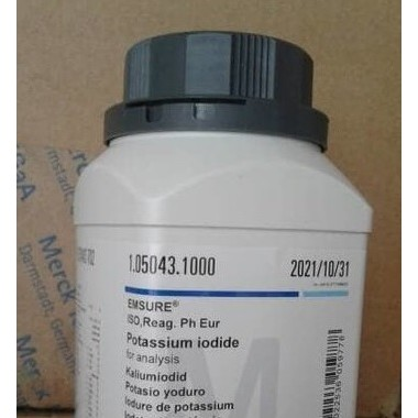 Potassium iodate 100 gr - MERCK 1.05051.0100 PELITA DWI ASA
