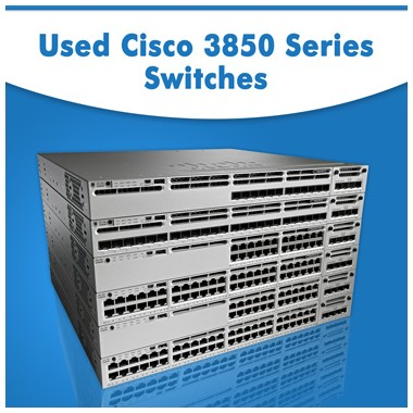 CISCO WS-C3850 Series PT. VISINDO GLOBAL TEKNOLOGI