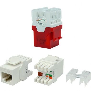 Modular Jack  DTC Cat 5, cat 6 dan Cat 6A