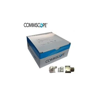 Konektor RG45 Cat 6  AMP COMMSCOPE