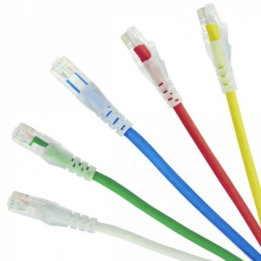 Patch Cord F/UTP DTC Cat 5, cat 6 dan Cat 6A