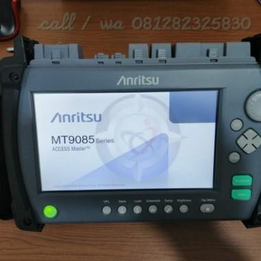 Jual Produk Anritsu Access Master - MT9085A OTDR Alat Ukur FO Tlp 081282325830 MTGLOBALINDO