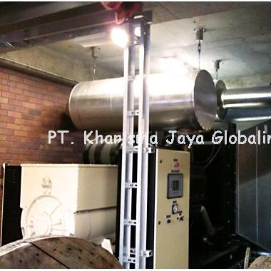 Jasa Instalasi Ruang Genset - PT. Kharisma Jaya Globalindo  Kharisma Jaya Globalindo
