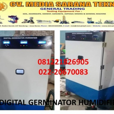 DIGITAL GERMINATOR HUMIDIFIER CV MEDIA SARANA TEKNIK