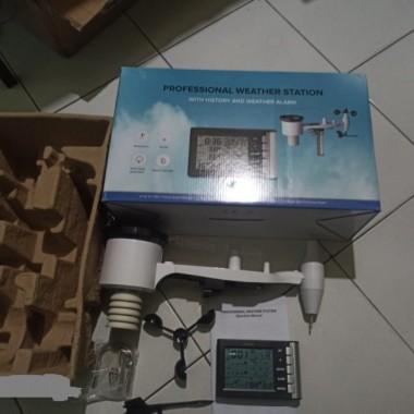 Jual Misol Weather Station Misol WH5302 Misol WH-5302 Alat Ukur Cuaca