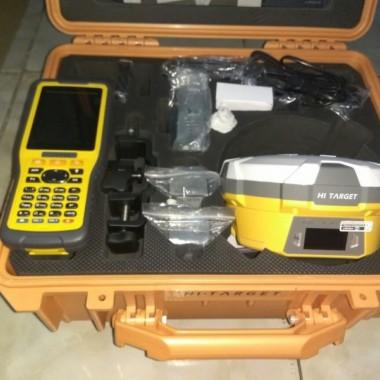 Jual Geodetik HITARGET V60 RTK GPS Geodetik Hi Target V60 GNSS RTK