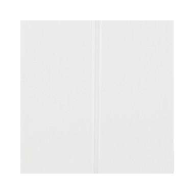 Shunda Plafon PVC - Pure White - Pure White With Drain Doff - PL 06.062 PL 08.002
