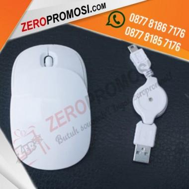 Souvenir Optical Mouse Promosi MW01 custom logo