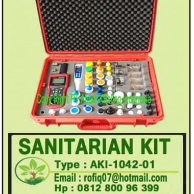 SANITARIAN KIT Type AKI-1042-01