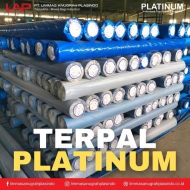 Pabrik Terpal Plastik Platinum - Produsen Bahan Rol Terpal A3