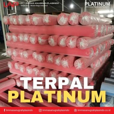 Grosir Rol Terpal Plastik Partai Besar Merk Platinum Pabrik dan Produsen