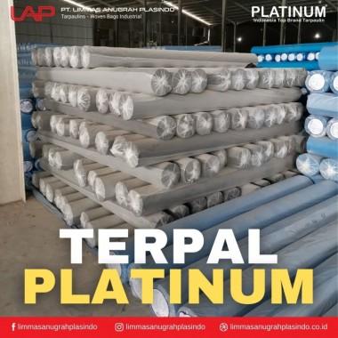 Pabrik Terpal Plastik Platinum - Produsen Bahan Rol Terpal A8