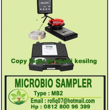 MICROBIO SAMPLER, Type : MB-2