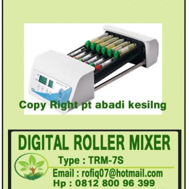 DIGITAL ROLLER MIXER Type : TRM-7s