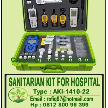 SANITARIAN KITFOR HOSPITAL, Type AKI-1042-24