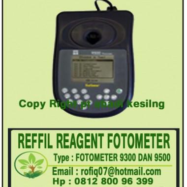 REAGENT PHOTOMETER YSI TYPE (9500) fotometer pabrikan YSI type 9300 dan 9500