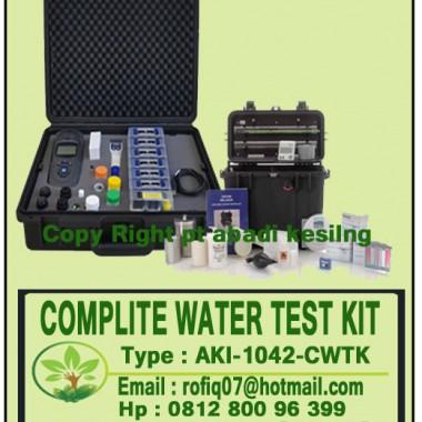 COMPLITE WATER TEST KIT type : AKI-1042-CWTK