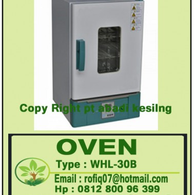 Oven type WHL-30B