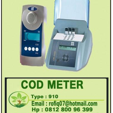 COD METER type : 910