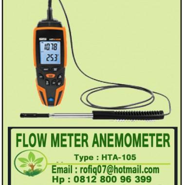 FLOW METER ANEMOMETER HTA-105