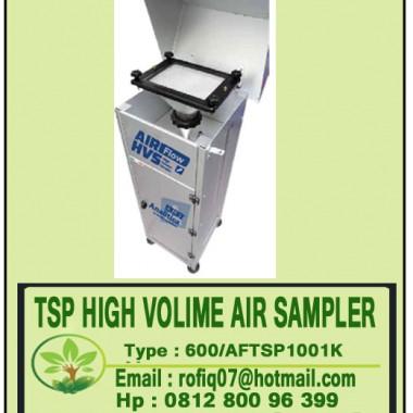 TSP HIGH VOLIME AIR SAMPLER type 600/AFTSP1001K