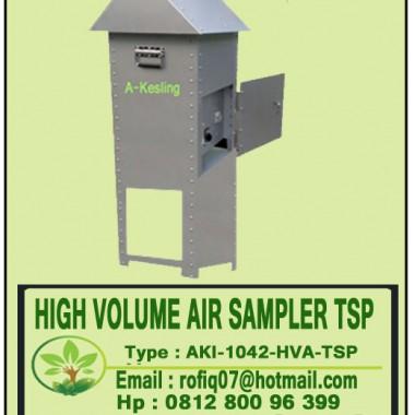 HIGH VOLUME AIR SAMPLER TSP type AKI-1042-HVA-TSP