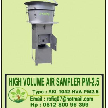 HIGH VOLUME AIR SAMPLER PM-2.5 type AKI-1042-HVA-PM2.5
