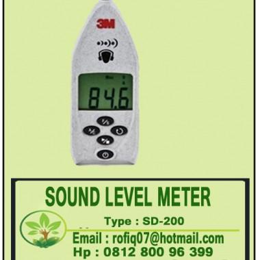 SOUND LEVEL METER  SD-200