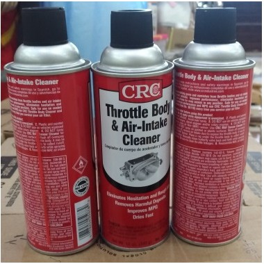 crc throttle body&air intake cleaner 05078,pembersih