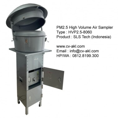 PM2.5 HIGH VOLUME AIR SAMPLER | PM2.5 HVAS
