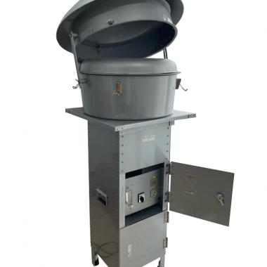 PM2.5 HIGH VOLUME AIR SAMPLER | PT SITOHO LAMSUKSES YANG MEMPRODUKSI PM2.5 HIGH VOLUME AIR SAMPLER