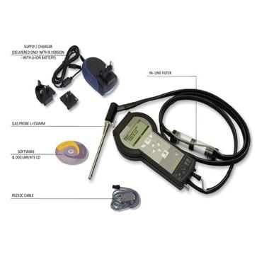 Handheld Gas Analyzer   (S-1200 - SO2)