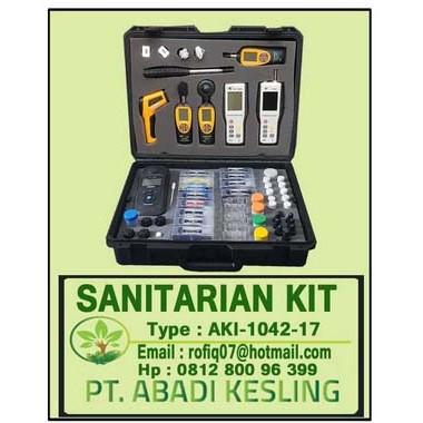 Distributor Sanitarian kit