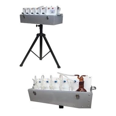 GAS SAMPLER IMPINGER - INTERNAL BATTERY  (iGAS 05)
