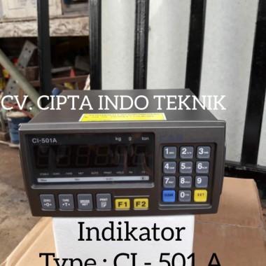 JUAL INDIKATOR CI - 501 A MERK CAS